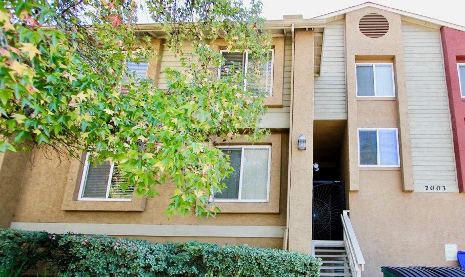 Saranac Villas community located in College Area, California