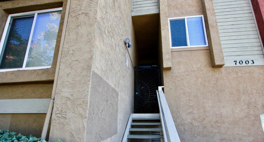 Saranac Villas  , College Area .California,number,rough wall