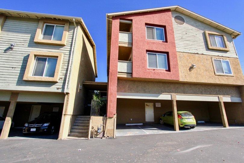 Community: Saranac Villas  City: College Area  State: California
