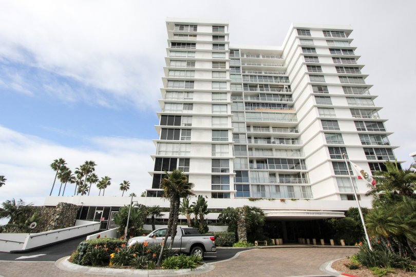 High Rise Apartments with grand view in Coronado Shores community of California