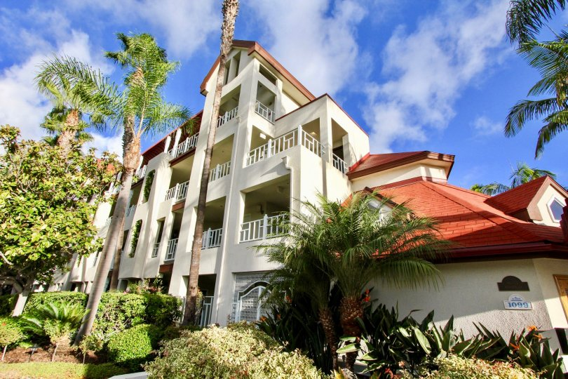 The Landing's Beautiful Edifice and Apartments, Coronado, California