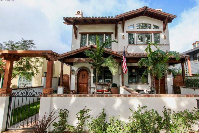Beautiful house in villas community in Coronado California