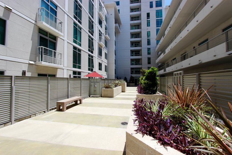Community of acqua Vista in heart of downtown San Diego
