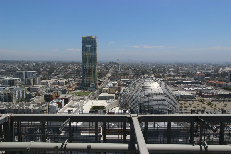 Enjoy your view of the heart of the city and all the action at Icon.