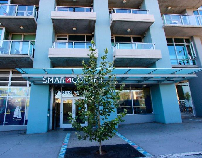 smart corner condos downtown san diego california real estate