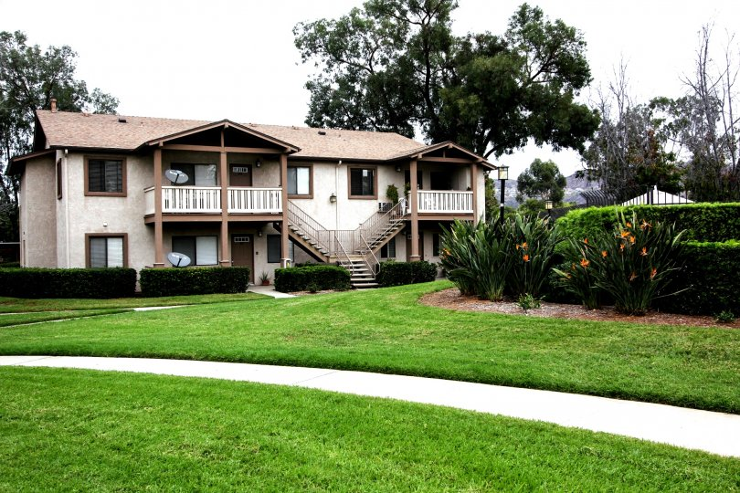 A photograph of a condominium in Alder Woods - El Cajon California