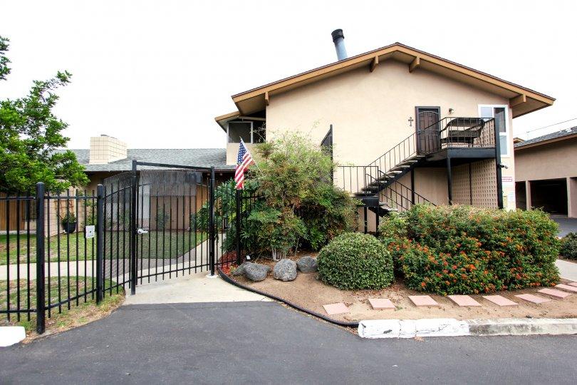 Classy look of Barbara Terrace, El Cajon, California