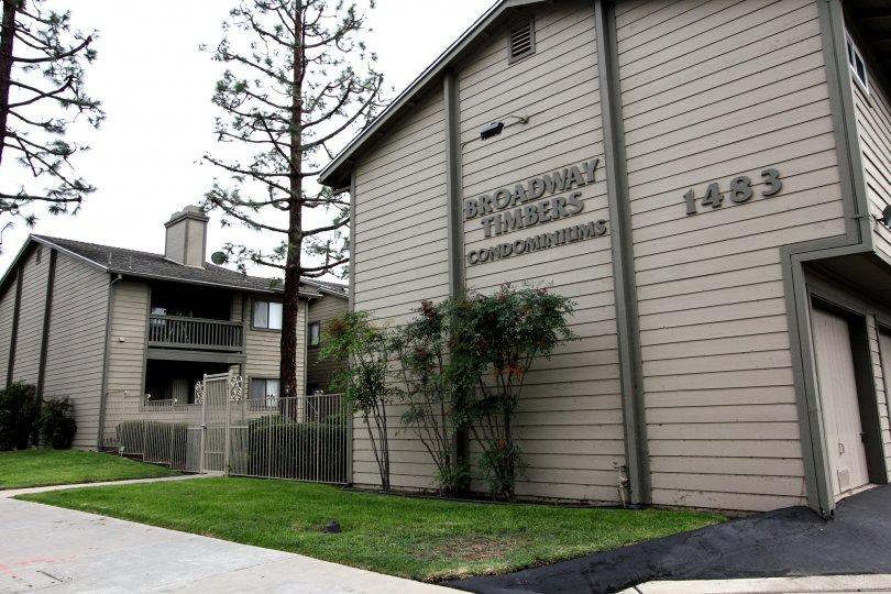 """ALT=""""Broadway Timbers Community at El Cajon in California"""""""
