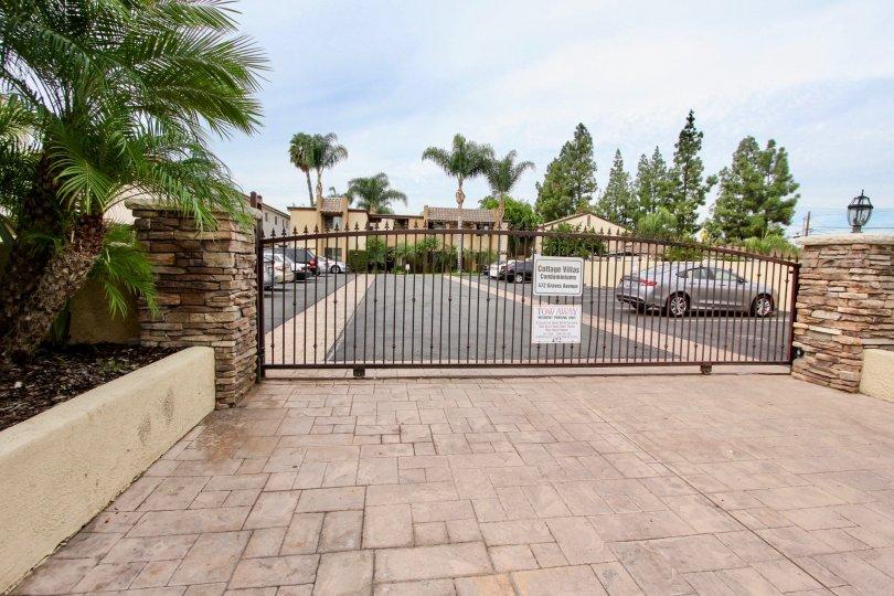 "ALT=""Cottage Villas Community at El Cajon in California"""