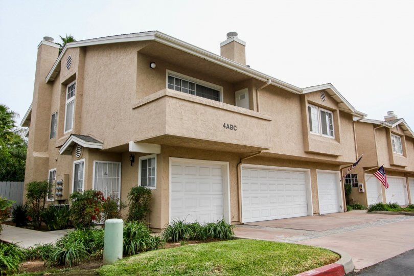 Dover Place community located in El Cajon, California