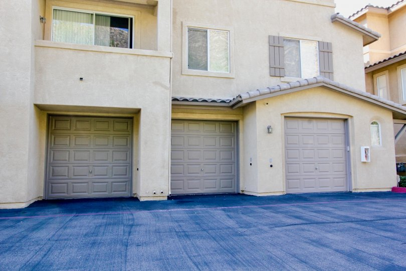 A photograph of a condominium in Fairway Villas - El Cajon California