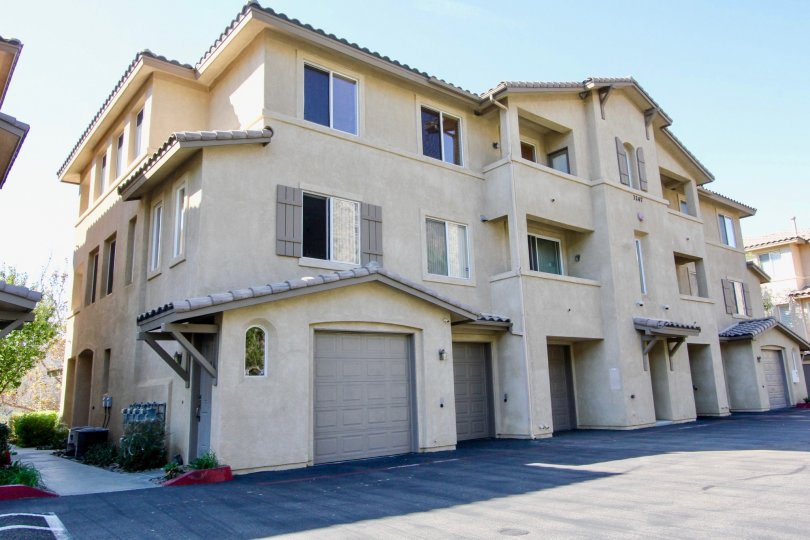 "ALT=""Fairway Villas Community at El Cajon in California"""