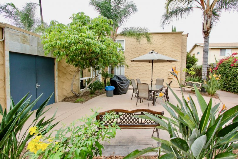 La Quinta Gardens community located in El Cajon, California