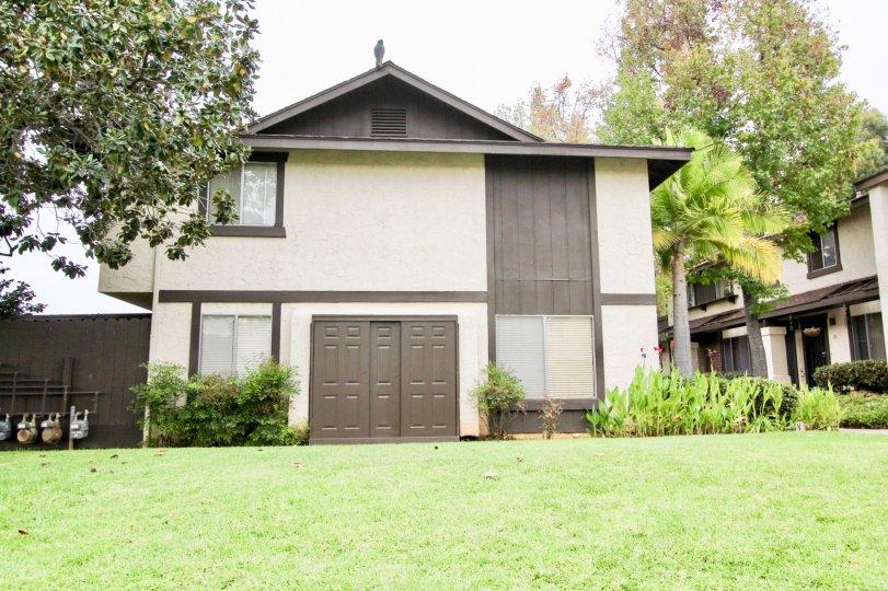 Mollison Villas El Cajon California house with large garden