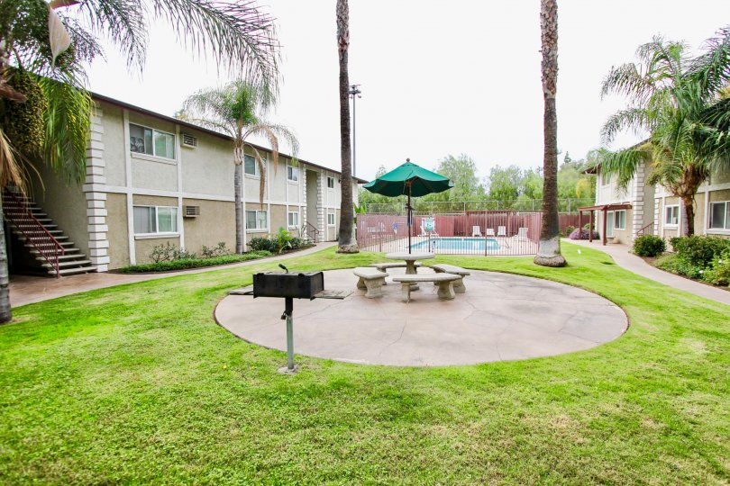A photograph of a condominium in Orlando Manor - El Cajon California