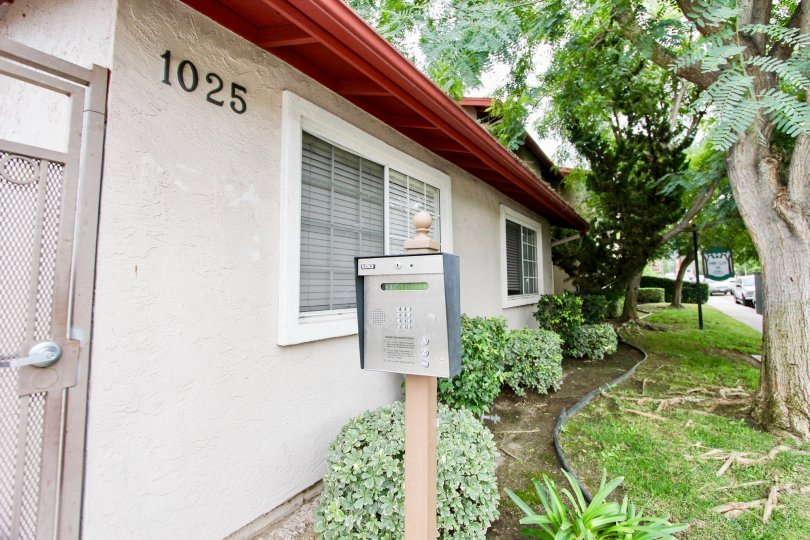 House Number 1025, Park Glen on Estes, El Cajon, California