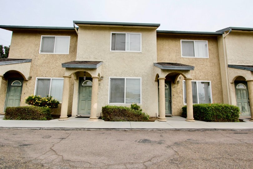 Live in a tight knit community in El Cajon's Peach Gardens. Only a Drive away from San Diego.