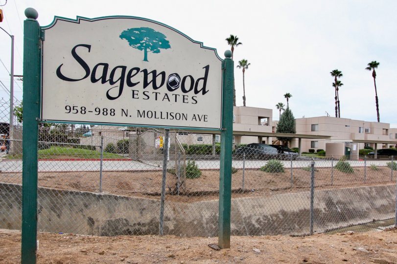 Our renovations is progress at Sagewood Estates in El Cajon, California.