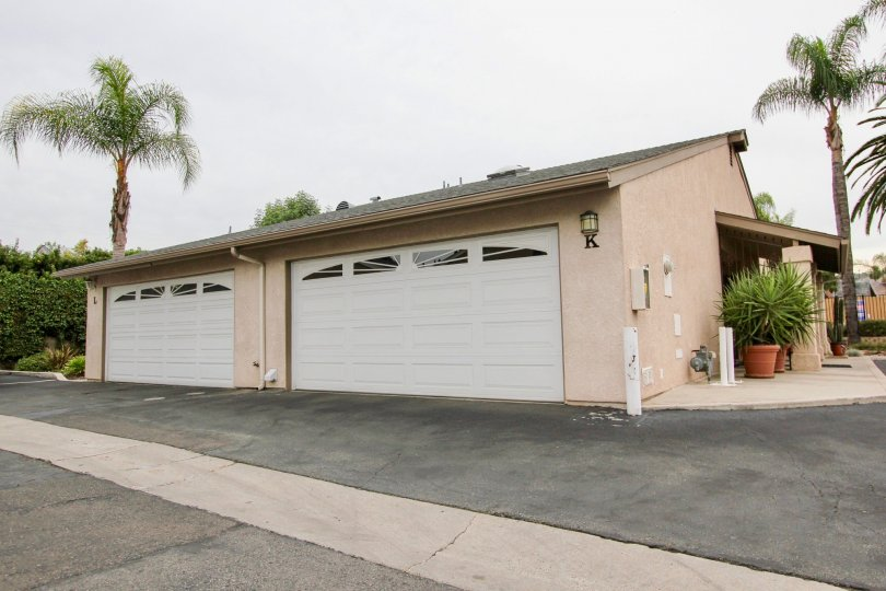 Residence with double garage in the Stonegate neighborhood of El Cajon, CA