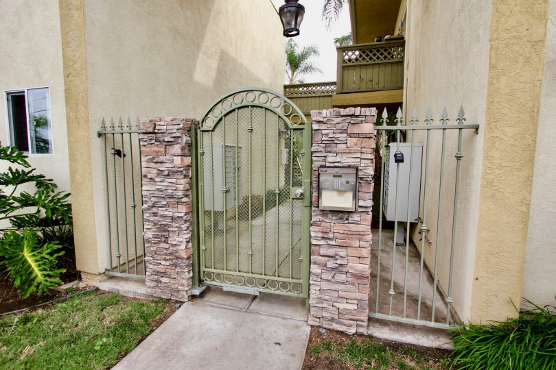 Sun Ridge, City: El Cajon, a beautiful gate and a balcony