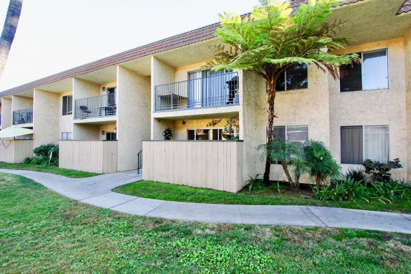A photograph of a condominium in Sunterra - El Cajon California