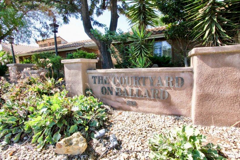 A photo of the Courtyard of Ballard El Cajon California