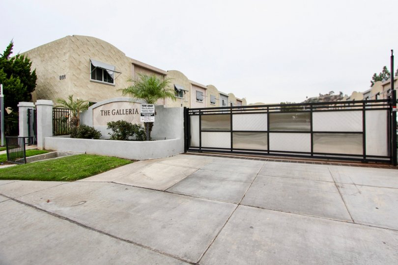 Nice gated and amazing community of The Galleria, California