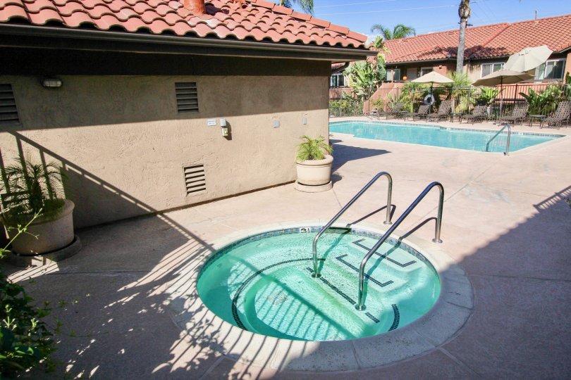 Artesia  ,: Escondido  , California, swimming pool,jaccuzi