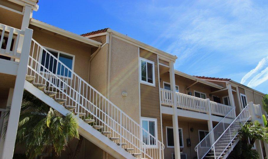 Brookhaven , Escondido  , California,white building, trees