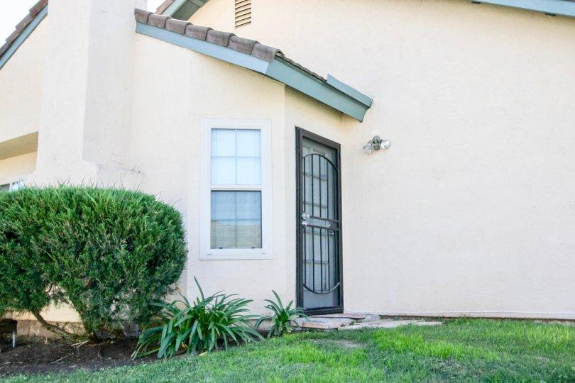 Cape Concord , Escondido ,: California,white building,lawn