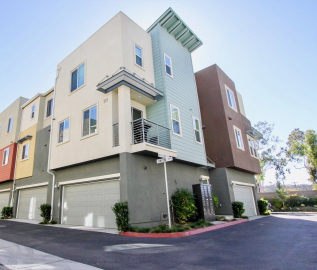 City Square community located in Escondido, California