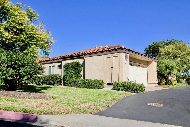 Beautifully green Escondido Country Club Terrace Apartments , Escondido, California