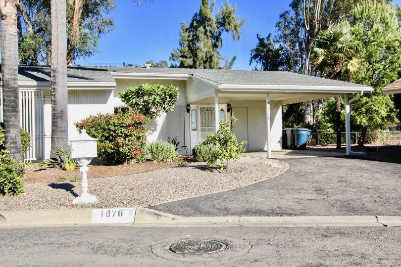 Fairway Park community located in Escondido, California