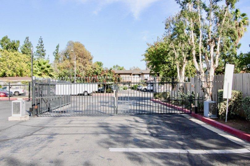 : Mountain View Villas  , Escondido  , California, blue sky, trees, sunny
