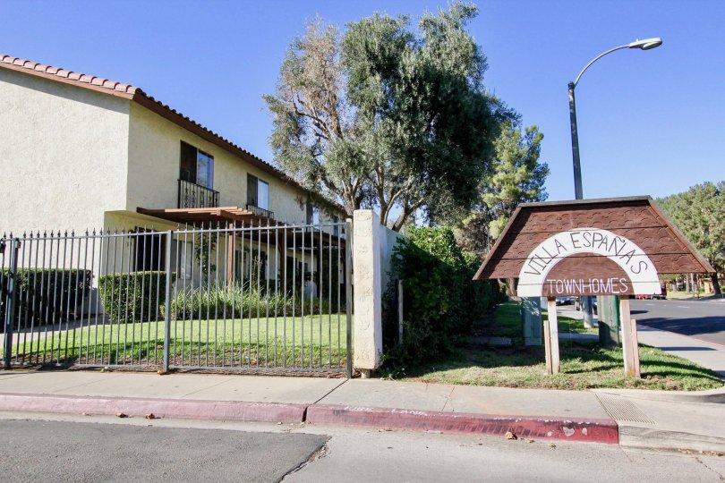 Villa Espanas Townhomes, Beauty and simplicity, Escondido, California