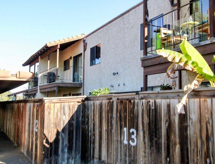Condominium in the Vista del Mundo community located in Escondido, California