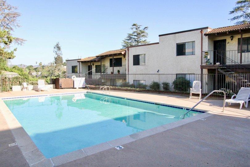 Vista del Mundo, Escondido, California wide and clean pool
