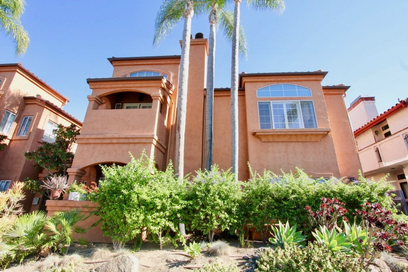 Beautiful property located within the Community of Casa Barcelona in Hillcrest, California