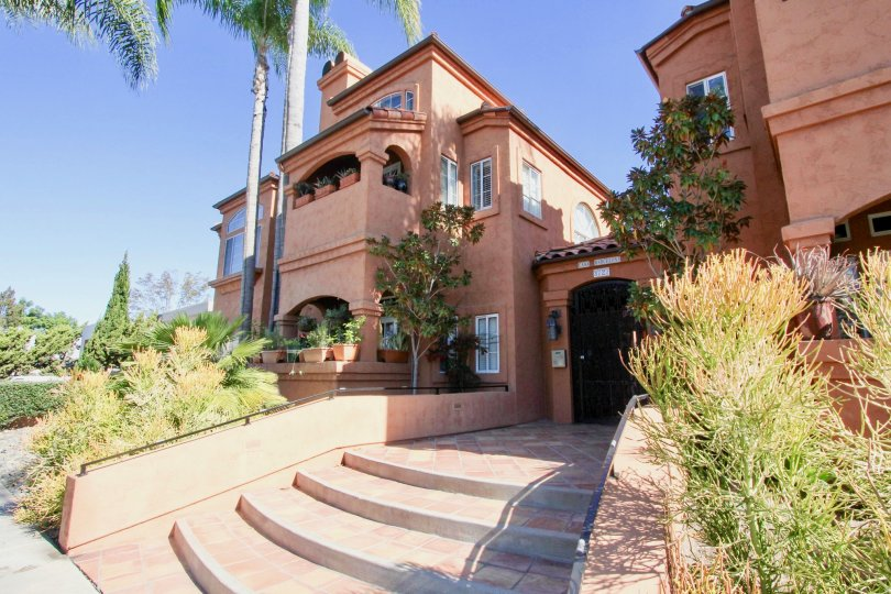 amazing homes at Casa Barcelona in Hillcrest, California