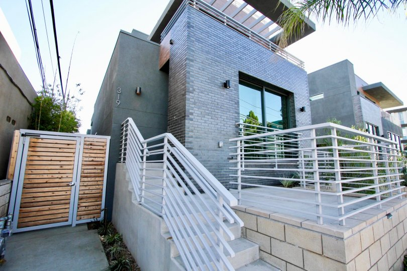 Independent House with Balcony and stair case with entrance of Greenstone area in Hillcrest