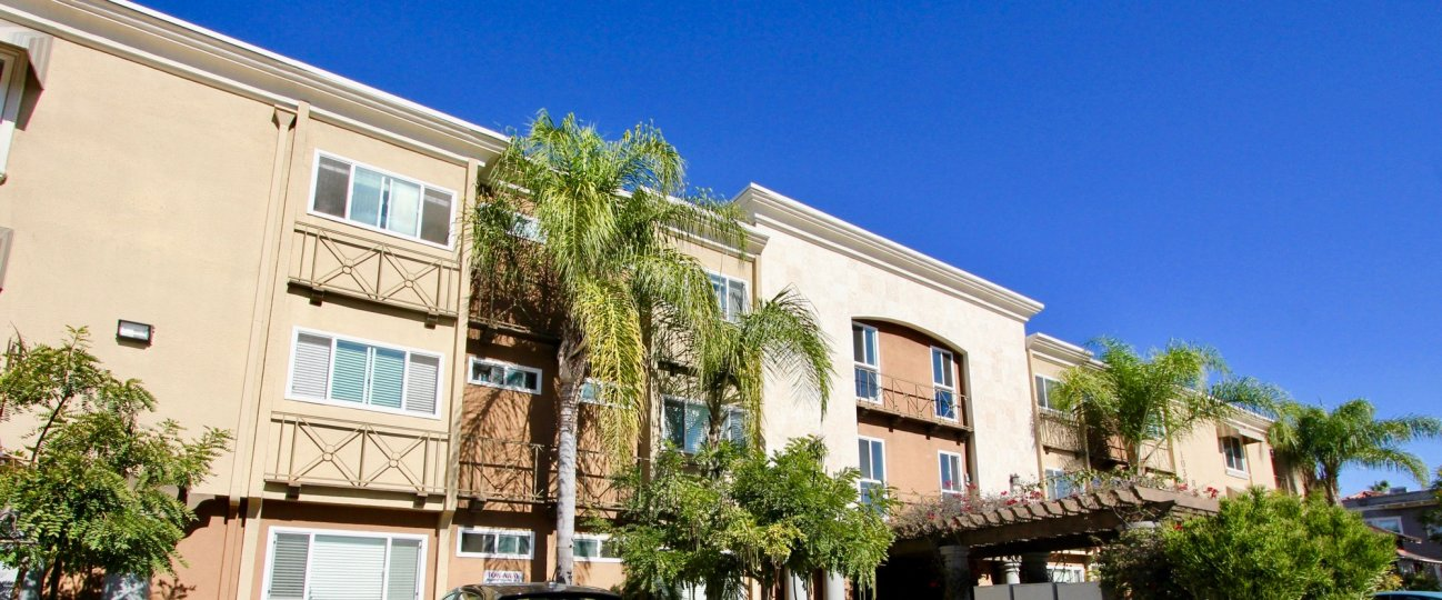 fun and lovable Hillcrest Towers in Hillcrest, California