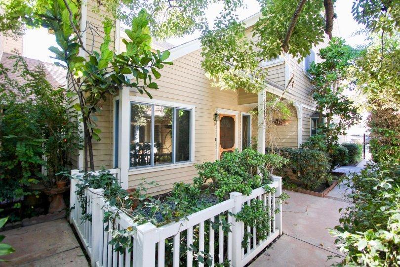 beautifull homes at Peppercorn in Hillcrest, California