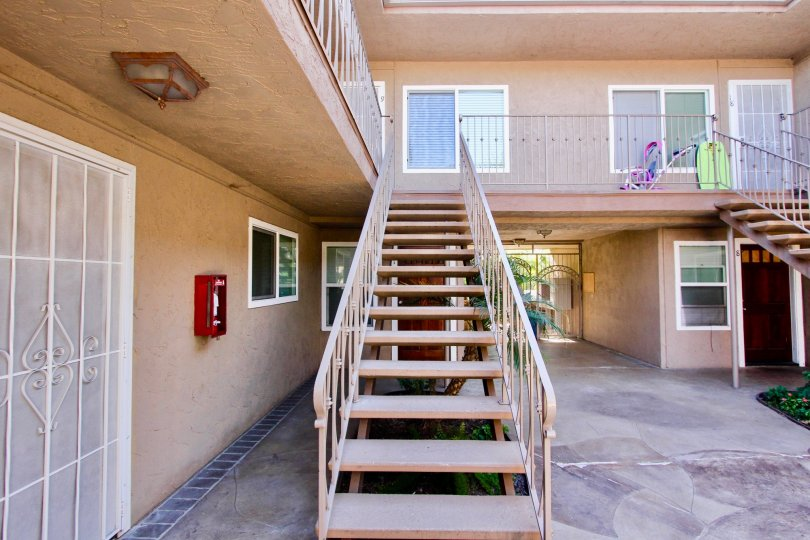 Convenience for families at the lovely Iris Gardens apartments in Imperial Beach, California