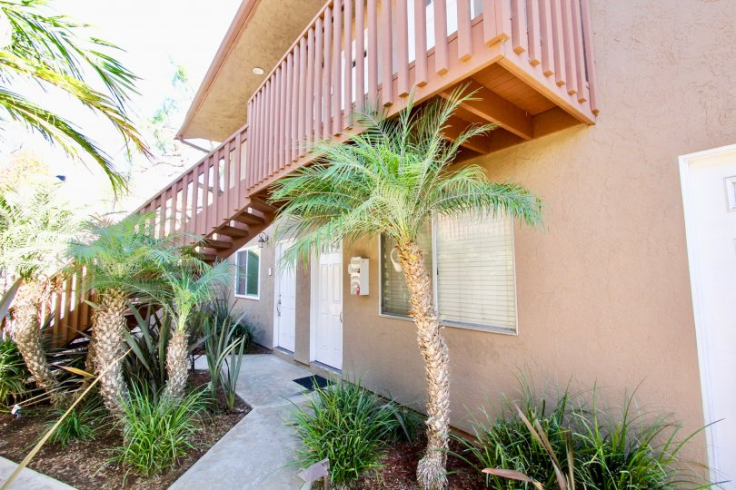 Closer view of Beautiful On Donax Apartments, Imperial Beach, California