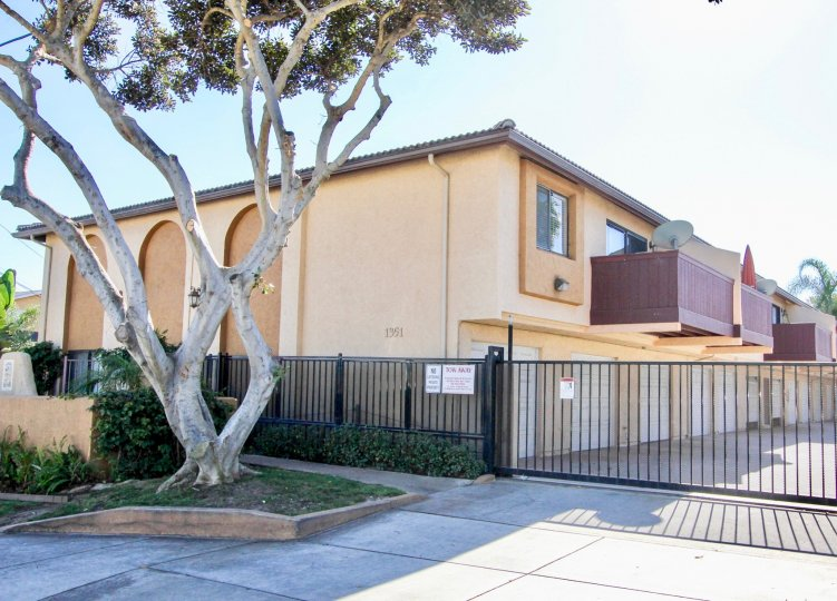 Private Balcony, Garage, Secure Living All for You On Holly, Imperial Beach, California