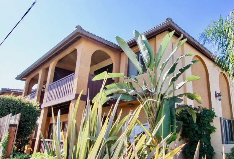 Two story condominiums at On Holly in Imperial Beach CA