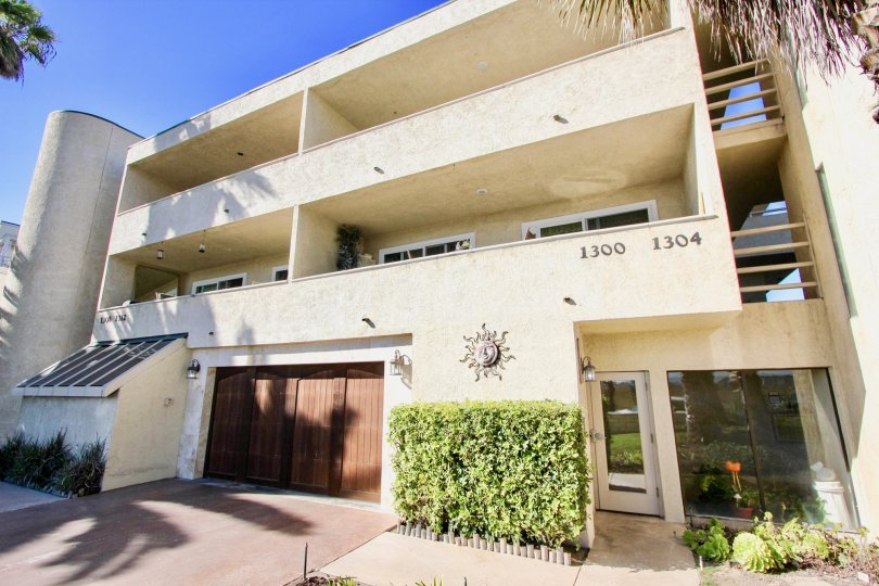 Multi-Level Apartment Building with beautiful exterior in Peerless Shores community of Imperial Beach