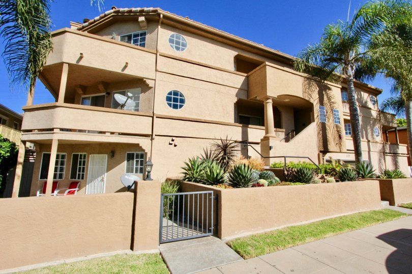 Three story town home at Playa Flores in Imperial Beach California