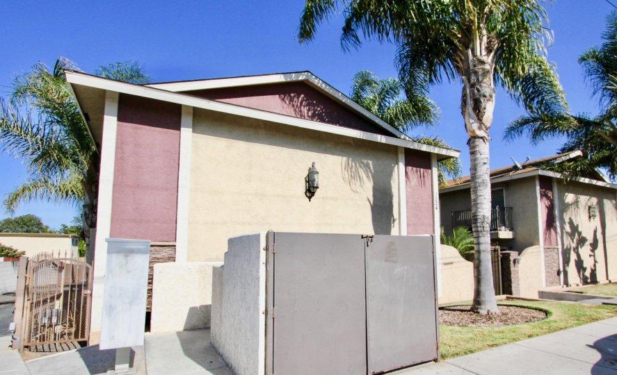 A home in the Seabreeze Gardens Community in imperial Beach, California