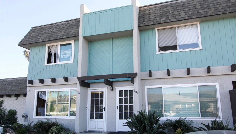 A photograph of a condominium in Silverstrand Gardens - Imperial Beach